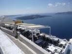 Firostefani - ostrov Santorini foto 25