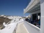 Firostefani - ostrov Santorini foto 28