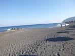 Pláž Agia Paraskevi - ostrov Santorini foto 10