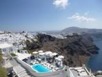 Imerovigli - ostrov Santorini foto 19