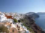 Oia (Ia) - ostrov Santorini foto 20