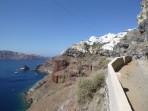 Oia (Ia) - ostrov Santorini foto 28
