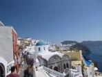 Oia (Ia) - ostrov Santorini foto 33