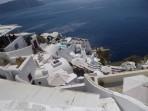 Oia (Ia) - ostrov Santorini foto 36