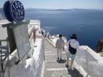 Oia (Ia) - ostrov Santorini foto 38
