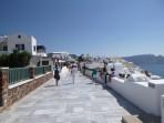 Oia (Ia) - ostrov Santorini foto 39