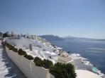 Oia (Ia) - ostrov Santorini foto 40