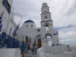 Pyrgos - ostrov Santorini foto 8
