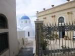 Pyrgos - ostrov Santorini foto 11