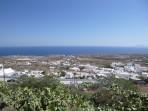 Vourvoulos - ostrov Santorini foto 9