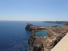 Agios Pavlos (Lindos - Saint Paul Bay)