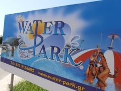 Vodní park Faliraki