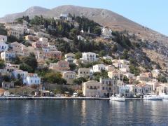 Ostrov Symi a klášter Panormitis