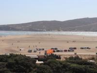 Pláž a maják Prasonisi
