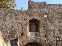 Hlavní město Rhodos