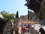 Výstup na akropoli