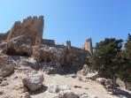 Akropole Lindos - ostrov Rhodos foto 16