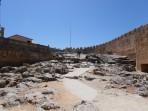 Akropole Lindos a její památky