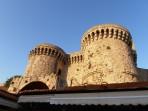 Palác velmistrů - město Rhodos foto 2