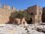 Akropole Lindos - hrad