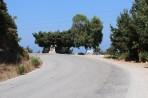 Salakos - ostrov Rhodos foto 2