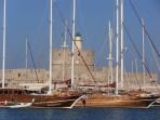 Město Rhodos - ostrov Rhodos foto 3