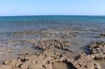 Pláž Agios Georgios (Agios Pavlos) - ostrov Rhodos foto 1