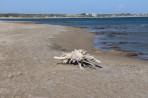 Pláž Agios Georgios (Agios Pavlos) - ostrov Rhodos foto 8