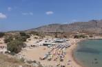 Pláž Agathi (Agia Agatha) - ostrov Rhodos foto 2
