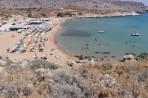 Pláž Agathi (Agia Agatha) - ostrov Rhodos foto 3