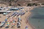 Pláž Agathi (Agia Agatha) - ostrov Rhodos foto 4