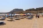 Pláž Agathi (Agia Agatha) - ostrov Rhodos foto 7