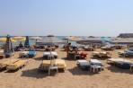 Pláž Agathi (Agia Agatha) - ostrov Rhodos foto 8