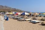 Pláž Agathi (Agia Agatha) - ostrov Rhodos foto 9