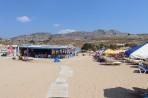 Pláž Agathi (Agia Agatha) - ostrov Rhodos foto 10