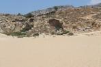 Pláž Agathi (Agia Agatha) - ostrov Rhodos foto 11