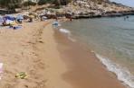 Pláž Agathi (Agia Agatha) - ostrov Rhodos foto 13