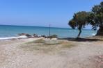 Pláž Anemomilos (Anemomylos) - ostrov Rhodos foto 2