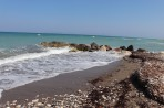 Pláž Anemomilos (Anemomylos) - ostrov Rhodos foto 9