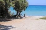 Pláž Anemomilos (Anemomylos) - ostrov Rhodos foto 17