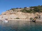 Pláž Anthony Quinn (Vagies) - ostrov Rhodos foto 4