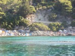 Pláž Anthony Quinn (Vagies) - ostrov Rhodos foto 7
