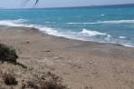 Pláž Apolakkia (Limni) - ostrov Rhodos foto 4