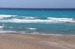 Pláž Apolakkia (Limni) - ostrov Rhodos foto 6