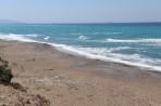 Pláž Apolakkia (Limni) - ostrov Rhodos foto 10