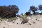 Pláž Apolakkia (Limni) - ostrov Rhodos foto 15