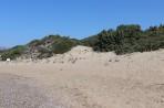Pláž Apolakkia (Limni) - ostrov Rhodos foto 20
