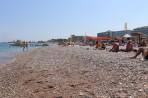 Pláž Elli (Město Rhodos) - ostrov Rhodos foto 8
