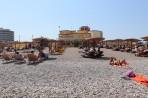 Pláž Elli (Město Rhodos) - ostrov Rhodos foto 9