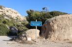Pláž Fourni - ostrov Rhodos foto 1